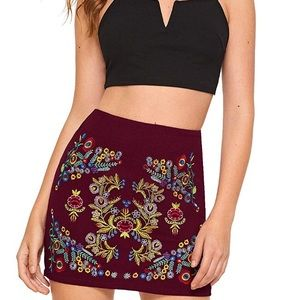 New Anthropologie Skirt